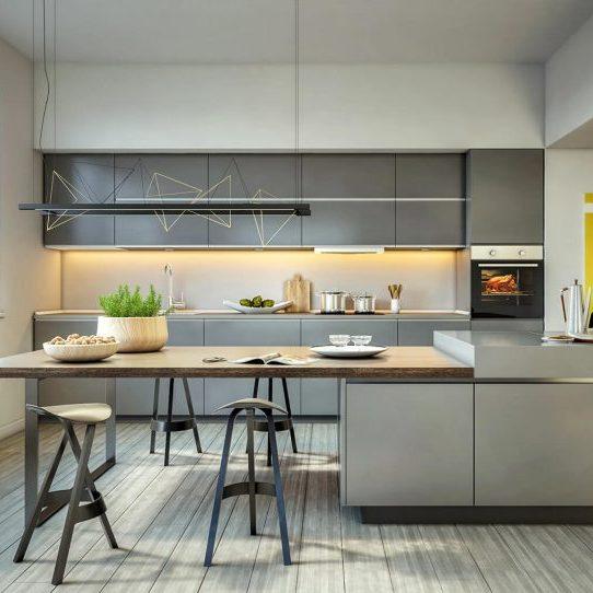 Summerside kitchen cabinets