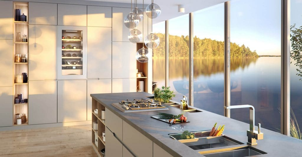 kitchen design company Fredericton