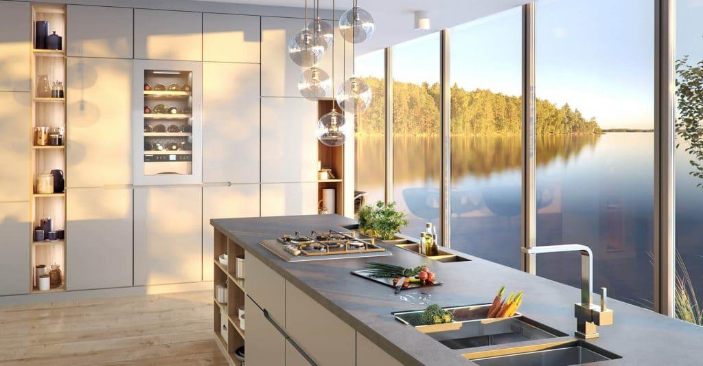 kitchen design company Fredericton